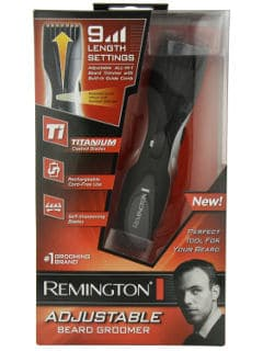 Remington MB200 Titanium Mustache and Beard Trimmer