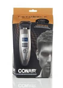 conair istubble and facial trimmer review. Black Bedroom Furniture Sets. Home Design Ideas
