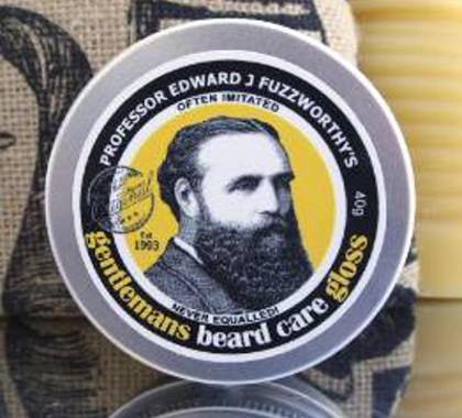 Professor Fuzzworthy's Beard Care Gloss and Conditioner