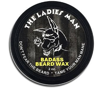 Badass Beard Care Beard Wax For Men