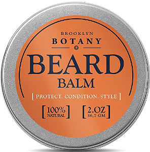 Brooklyn Botany Beard & Mustache Balm - Wax - Oil