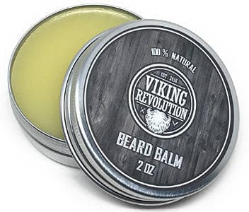 Viking Revolution Beard Balm - Leave in Conditioner Wax