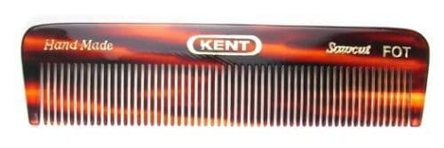 Kent Hand-Made 113mm All Fine Pocket Comb