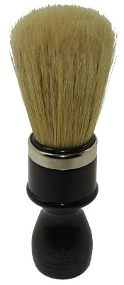 Omega Shaving 10098 Bristle Shaving Brush