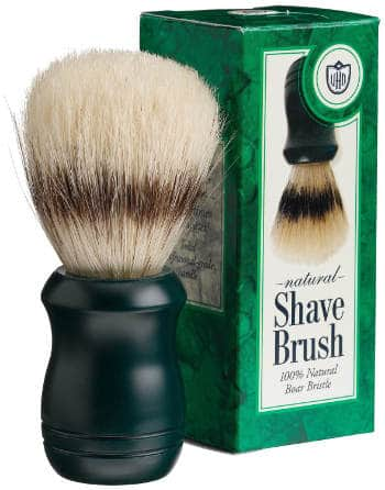 Van Der Hagen Natural Boar Shave Brushes
