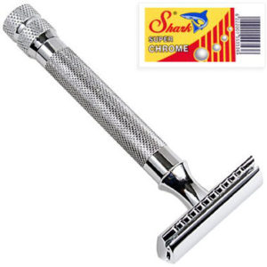 Parker 91R Super Heavyweight Double Edge Safety Razor