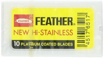 Feather Double Edge 30 Count