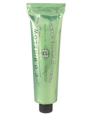 C.O. Bigelow Premium Shave Cream with Eucalyptus Oil