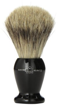 Edwin Jagger Best Badger Brush and Drip Stand