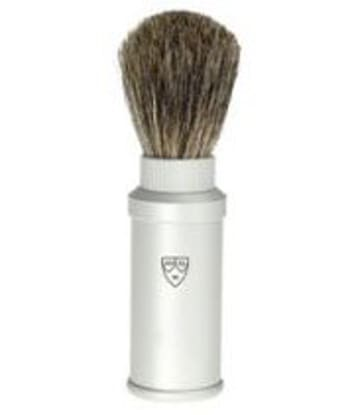 Edwin Jagger Travel Pure Badger Shaving Brush