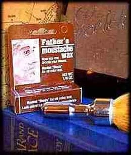 Father's Mustache Wax