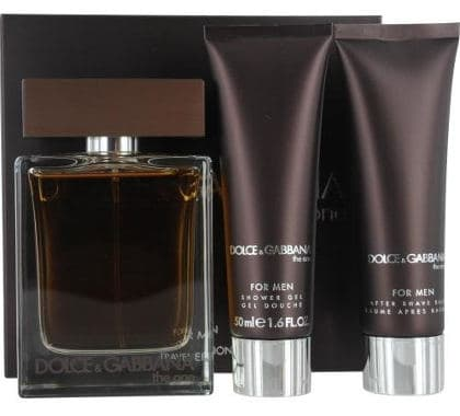 Dolce and Gabbana The One for men Gift Set