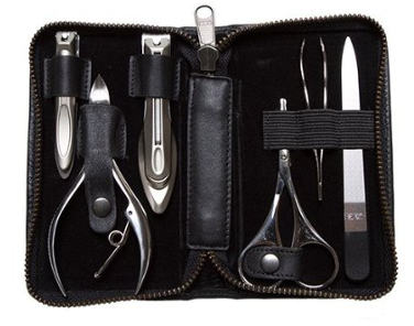 Seki Edge Craftsman 6 piece Grooming Kit