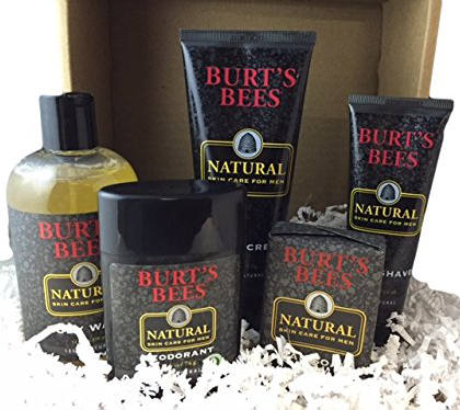Burt's Bees Men´s Natural Skin Care Gift Set