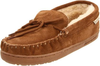 BEARPAW Mens Moc II Slip On