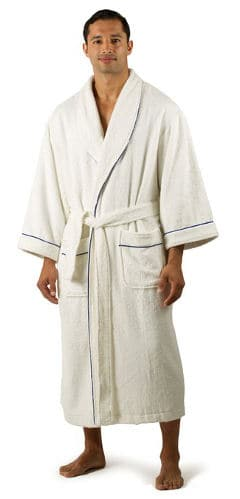 Men´s Terry Cloth Bathrobe