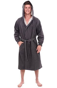del-rossa-mens-cotton-robe-sweatshirt-style-hooded-bathrobe