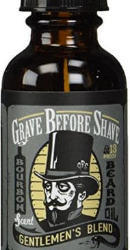 GRAVE BEFORE SHAVE™ Gentlemen's Blend Beard Oil
