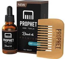 Prophet and Tools Men's Beard Oil