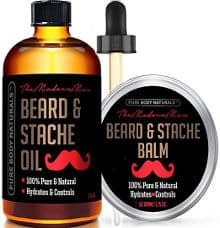 Pure Body Beard Oil and Conditioner