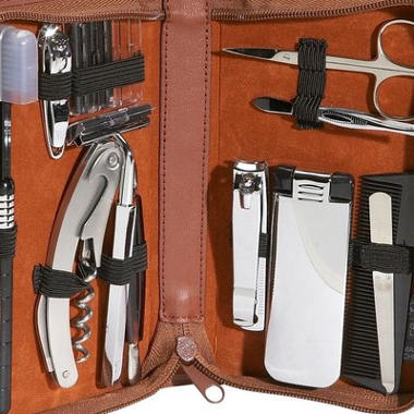 Prime Mens Manicure Sets And Grooming Kits Short Hairstyles For Black Women Fulllsitofus