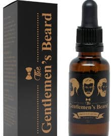 The Gentlemen's Beard Oil and Conditioner