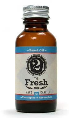 The Fresh Man Beard Oil