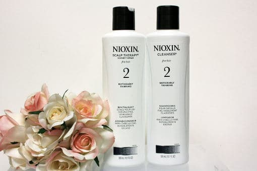 Nioxin System 2 Cleanser and Scalp Therapy Duo