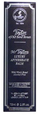 Taylor Of Old Bond Street After Shave Balm