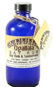 Genuine Ogallala Bay Rum Cologne