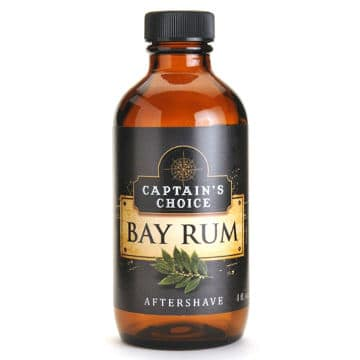 Captain's Choice Original Bay Rum Aftershave Pour