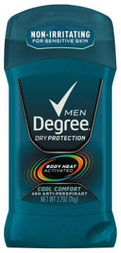 Degree Men Antiperspirant