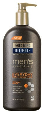 Gold Bond Men's Everyday Essential Lotion