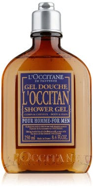 L'Occitane Shower Gel for Men