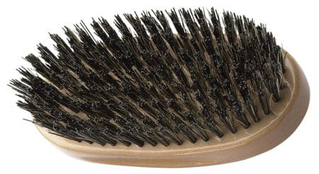 Diane Extra Firm Reinforced Boar Bristle Palm Brush