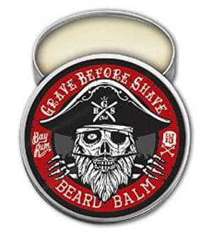 Grave before shave bay rum balm