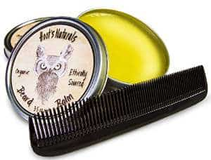 Hoot´s natural beard balm