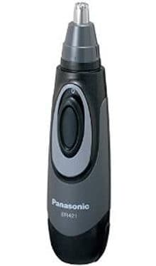 Panasonic ER421KC Nose, Ear, and Facial Trimmer with Grooming Light