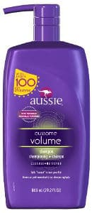 Aussie Aussome Volume Shampoo with Pump