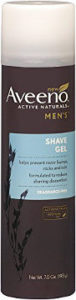 Aveeno Active Naturals Men's Shave Gel