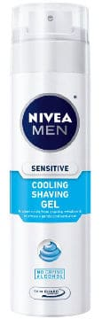 Nivea for Men Sensitive Cooling Shaving Gel
