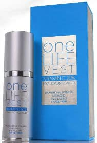One Life Vest Hyaluronic and Vitamin C Serum