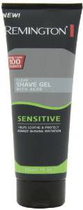 Remington Men's Sensitive Shave Gel