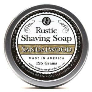 WSP Shaving Soap Artisan