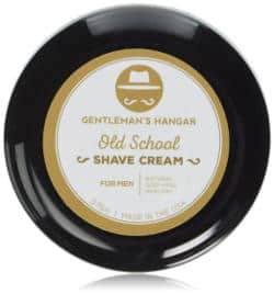 Gentleman's Hangar Natural Shaving Cream