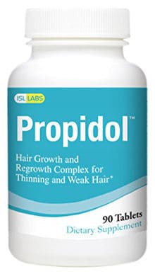 Propidol - Hair Growth and Anti-Hair Loss Supplement