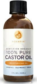 Pure Organic Castor Oil by Foxbrim
