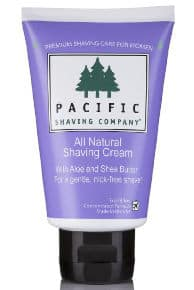 Pacific Shaving Company All Natural Shave Cream