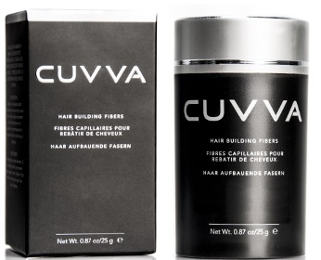 Cuvva Hair Fibers Hair Loss Concealer For Thinner Hair