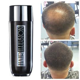 Hair Illusion 100% Natural Human Hair Fibers